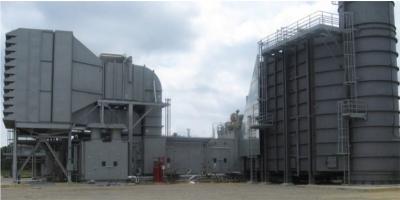cumberland power station