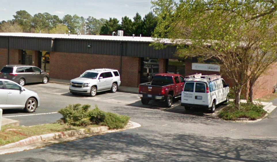 Exterior of Imperia Engineering Partners Raleigh Office